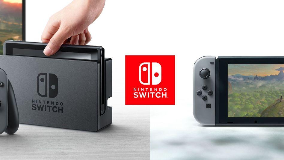 neue nintendo konsole