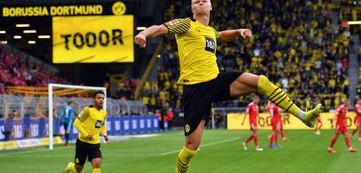 Borussia Dortmund begeistert gegen Union Berlin – und bleibt am FC Bayern München dran