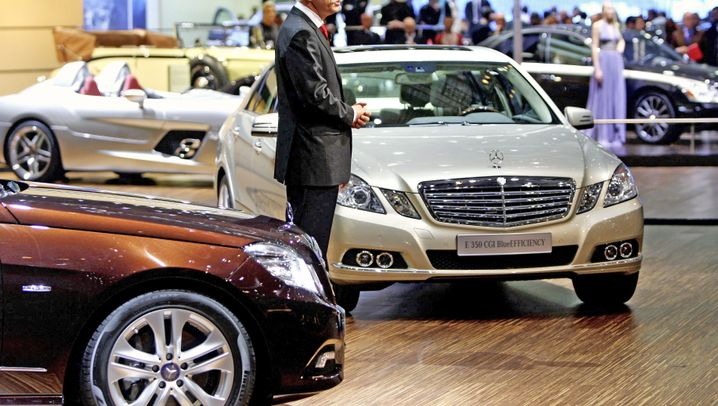 Photo Gallery: Luxury Carmakers in Trouble