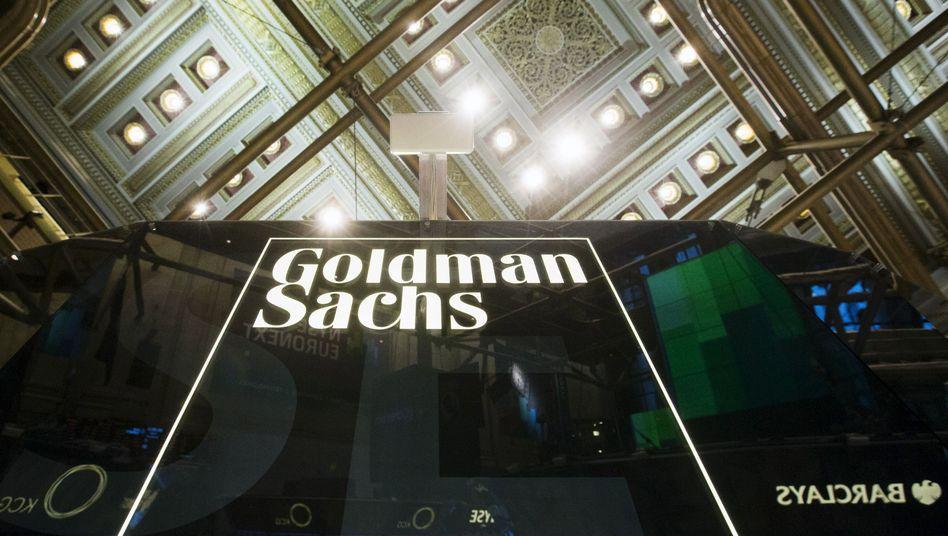 Goldman Sachs: Analysten hatten mit besseren Ergebnissen gerechnet
