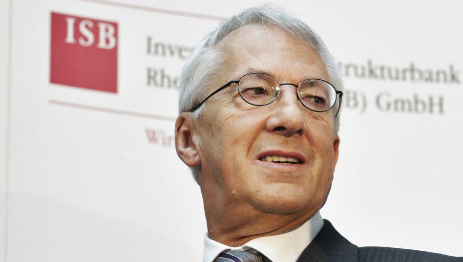Kreditmediator Metternich: Etat beträgt fünf Millionen Euro