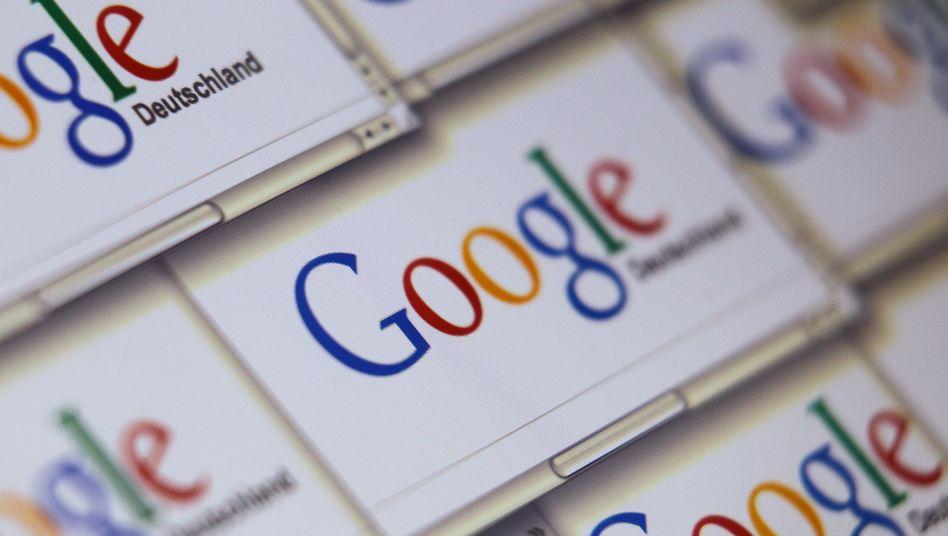 Google-Logo: Rivalen zugunsten eigener Dienste benachteiligt