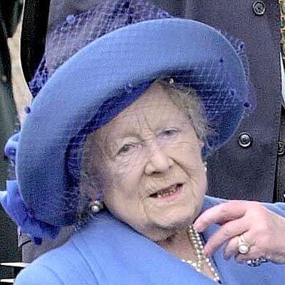 Rhys-Jones über Queen Mum: das Hindernis für Camilla Parker-Bowles