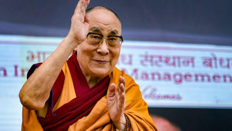 Der Dalai-Lama ist das spirituelle Oberhaupt der Tibeter