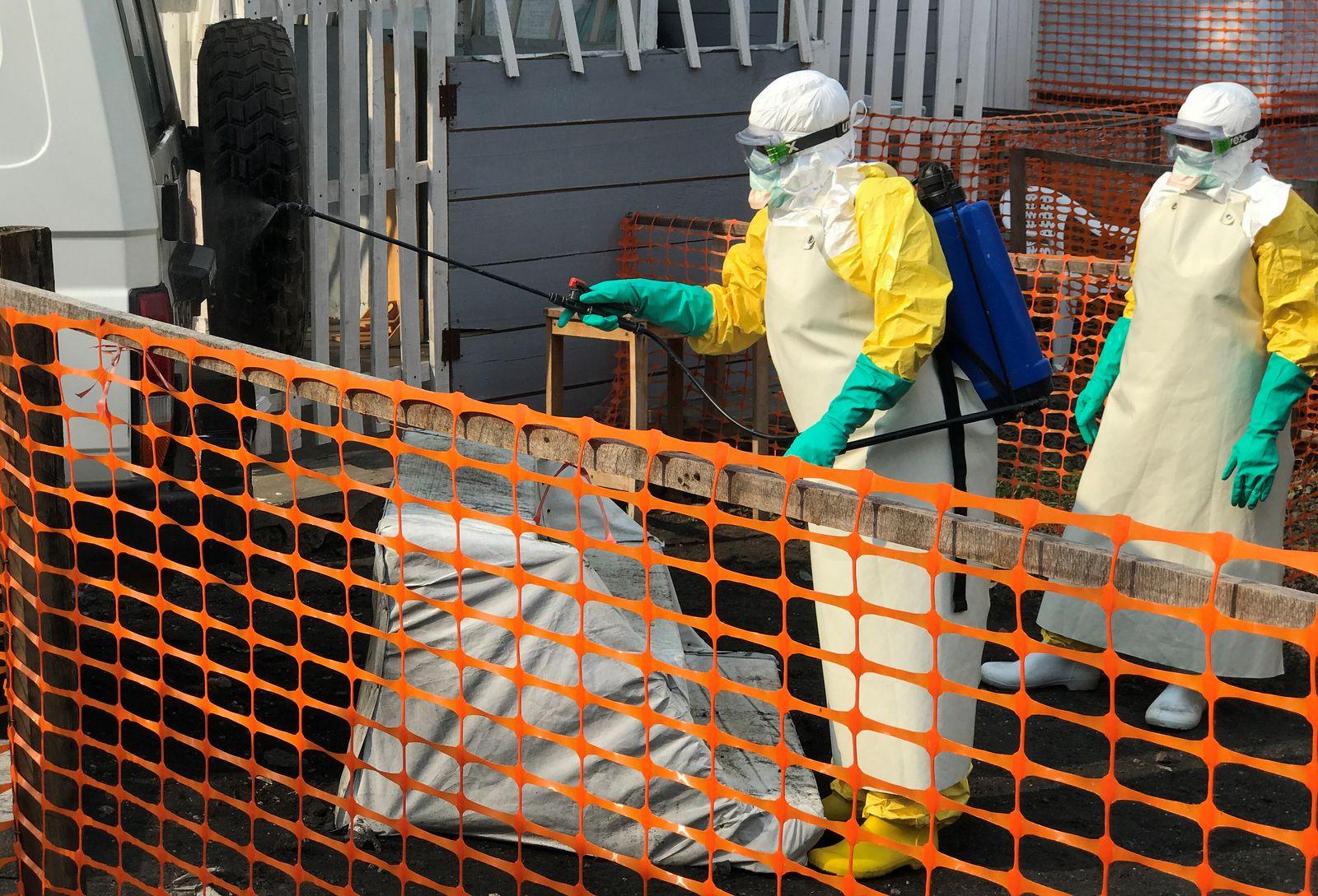 Ebola Kongo Goma