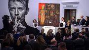 Bowies Kunstsammlung bringt 38 Millionen Euro