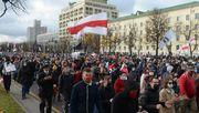 Sicherheitskräfte gehen massiv gegen Demonstranten vor
