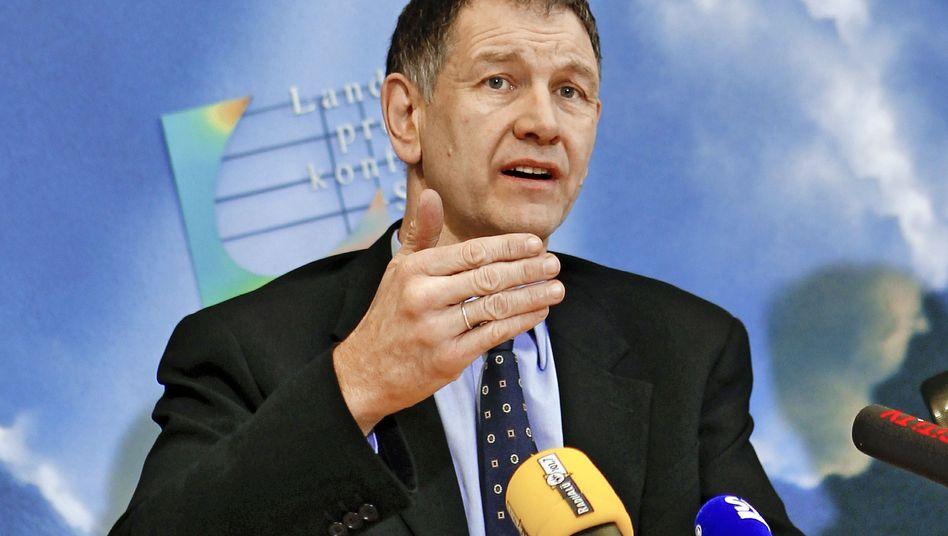 Hubert Ulrich, Chef der Grünen im Saarland: Nein zur Hartz-IV-Reform