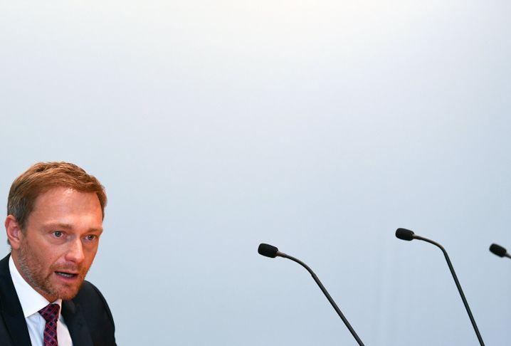 FDP-Spitzenmann Lindner