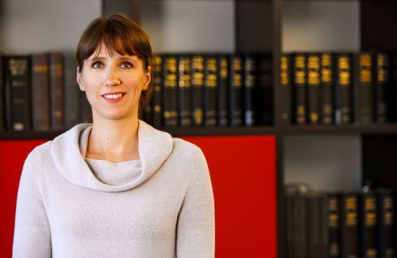 "Kaja Keller, Jahrgang 1977, arbeitet als Arbeitsrechtsanwältin für ""Gansel Rechtsanwälte"" in Berlin."