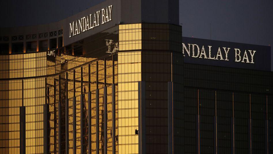 Mandalay Bay Resort and Casino in Las Vegas