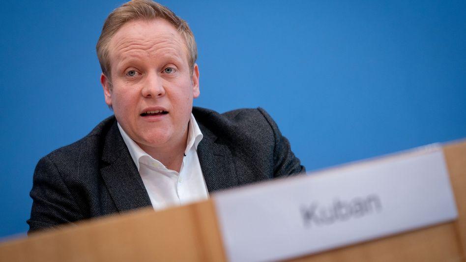 Tilman Kuban: »Große Belastung durch den Renteneintritt der Babyboomer«