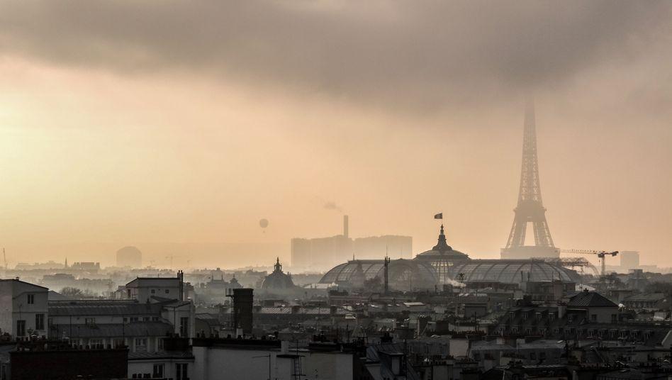 245 Demonstrationen sind in Frankreich angemeldet: Neben Protesten auf der Straße droht auch ein Verkehrschaos