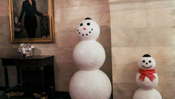 Obamas Amtszeit: Coole Bilder