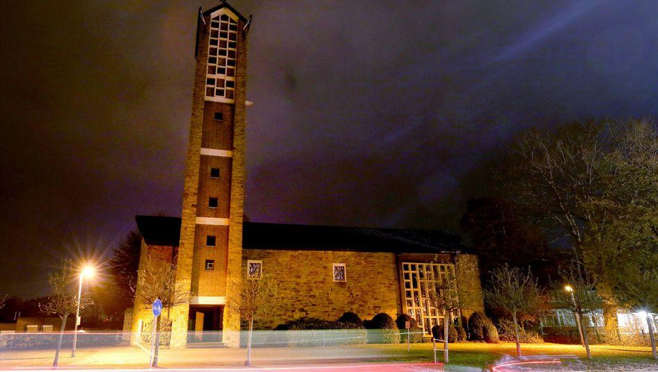 """Kirche """"Zur Heiligen Familie"""" in Rhede"""