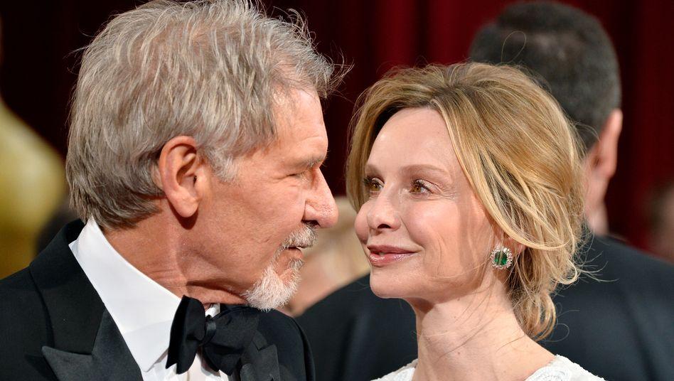 """Harrison Ford über das Geheimnis der Ehe: """"Nicht reden, nur nicken."""""""