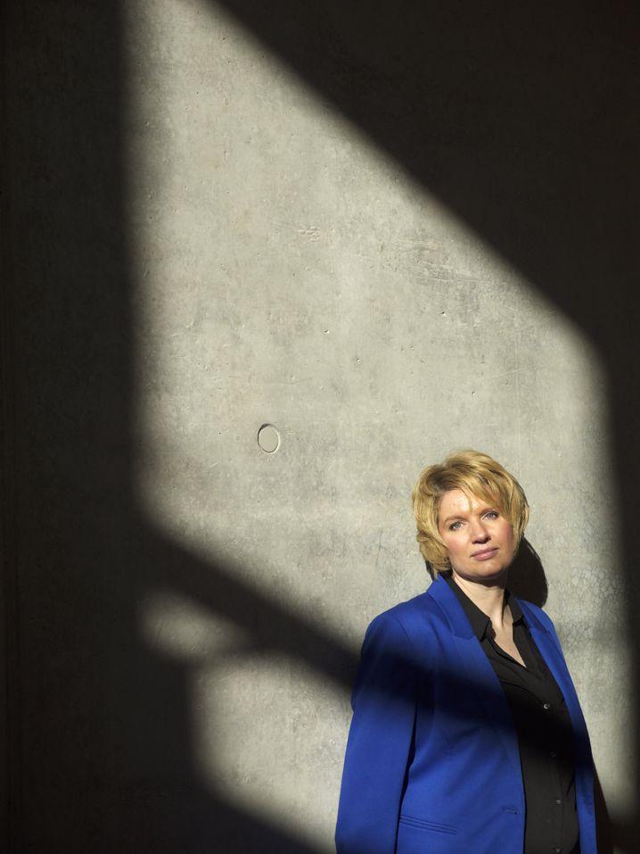 Autorin Hofstetter