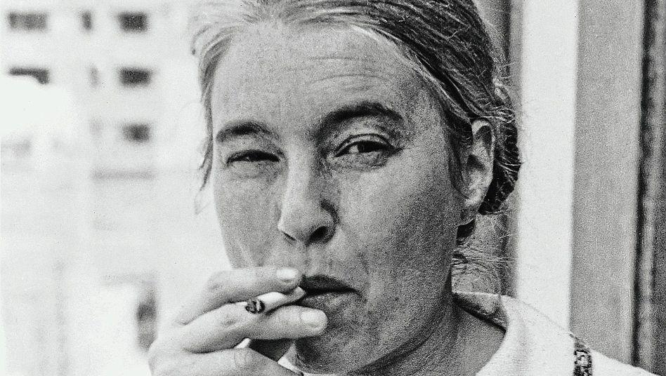 Autorin Seghers Mitte der Vierzigerjahre:Stumme Schreie, die niemals laut wurden