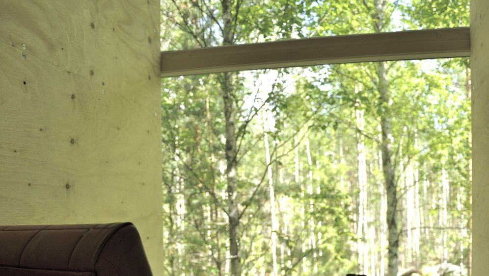 Hausprojekt als Bachelorarbeit: Studieren im Wald