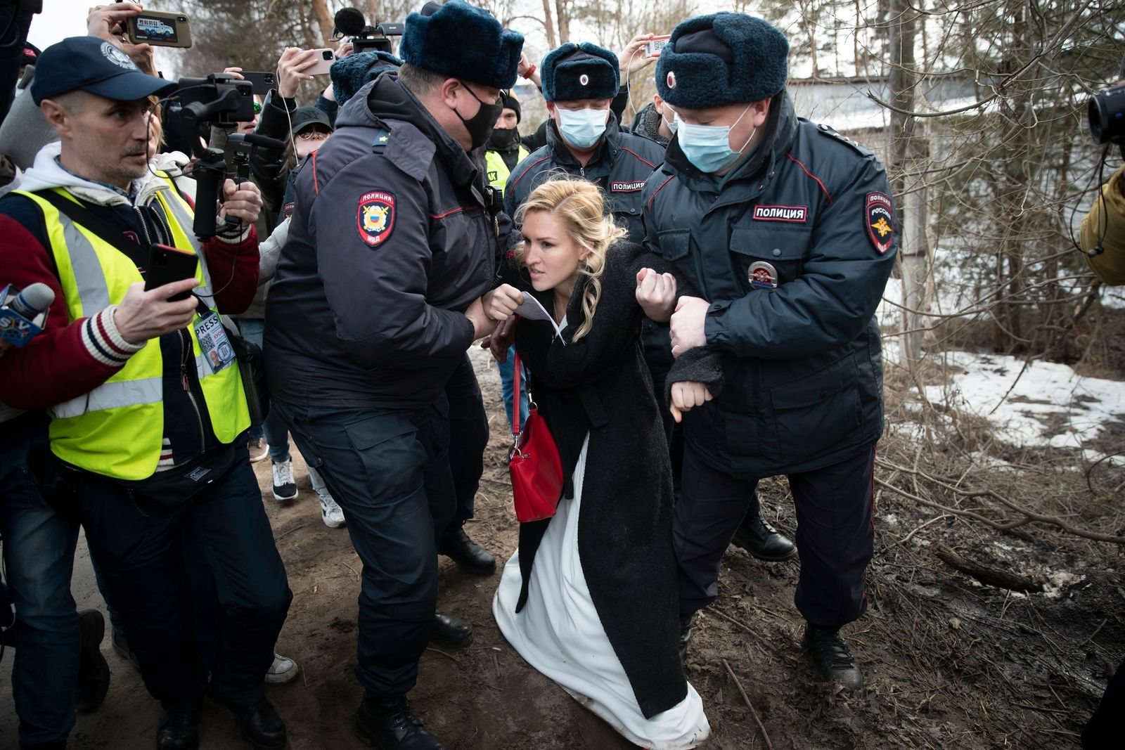 Russische Ärzte an Nawalnys Straflager bekommen keinen Zugang