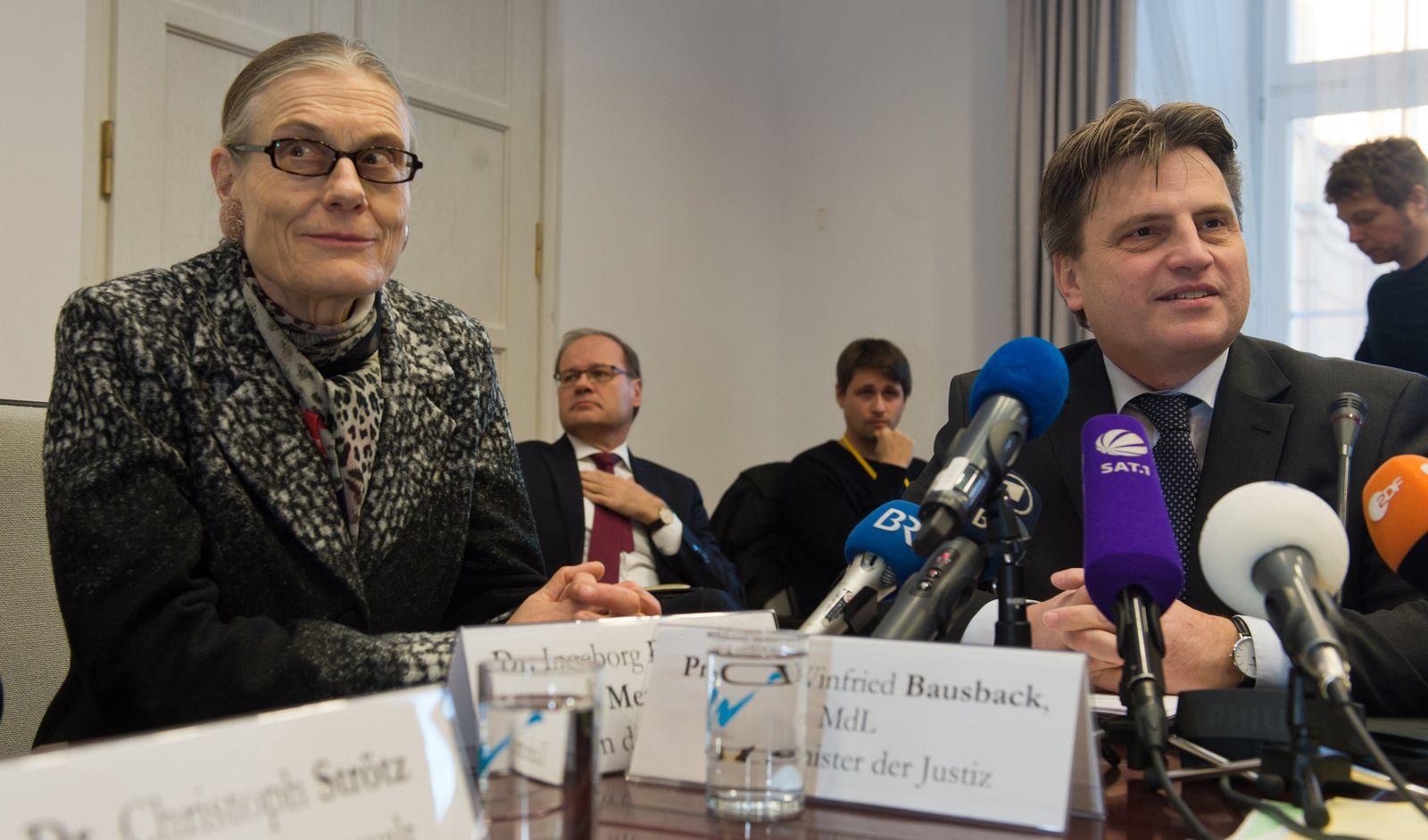 Winfried Bausback/ Ingeborg Berggreen-Merkel