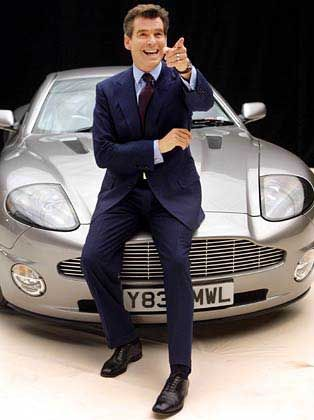 Bond-Dienstwagen: Bei hohem Gehalt winkt Luxusauto