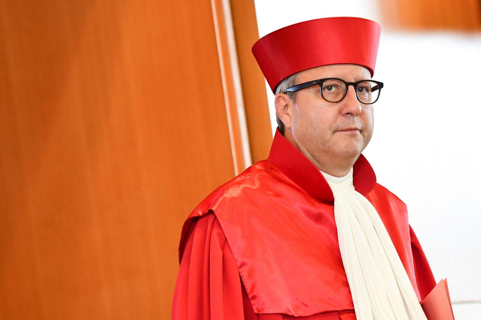 Bundesverfassungsgericht/ Andreas Voßkuhle