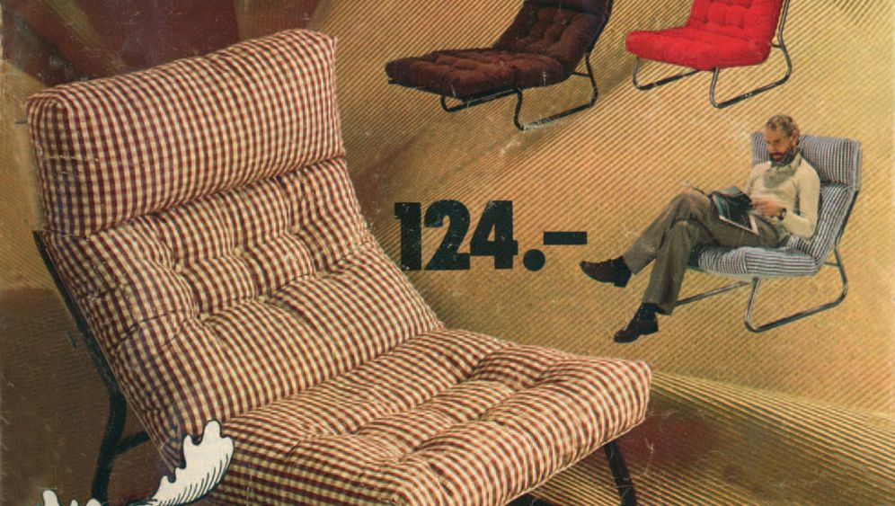 Ikea-Kataloge: Möbel-Geschichte im Zeitraffer