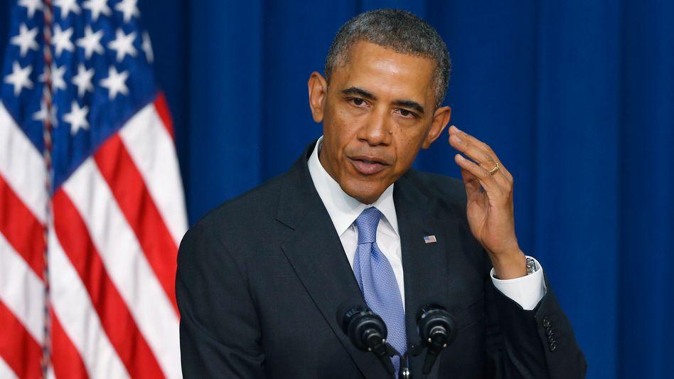 US-Präsident Obama: Konsequenzen aus der Spähaffäre