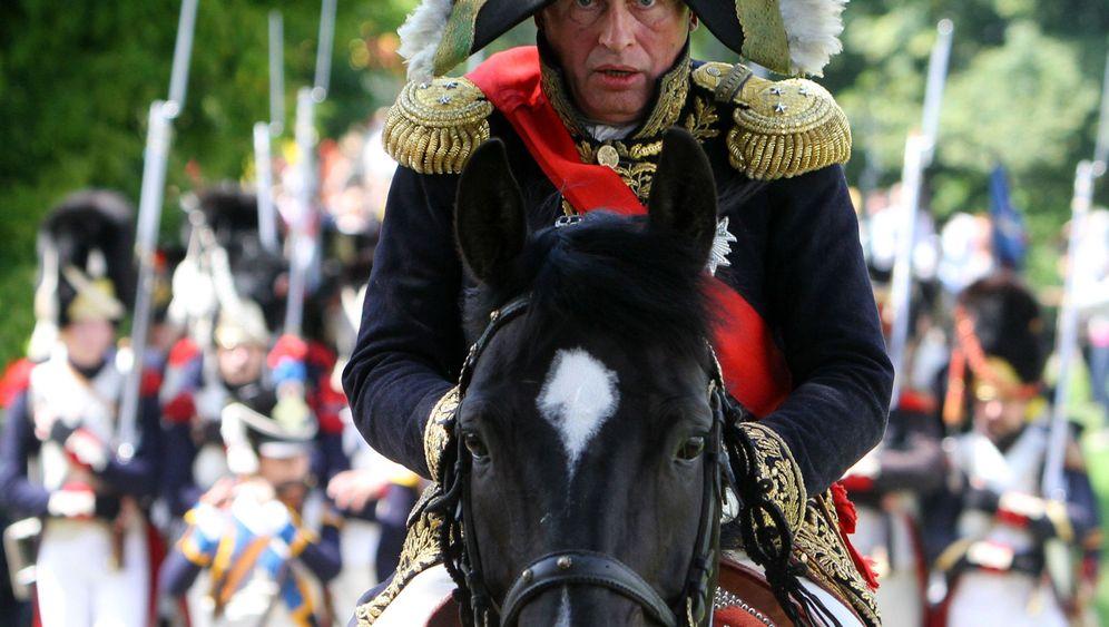 Spektakel für Hobby-Historiker: Napoleons Memel-Überquerung