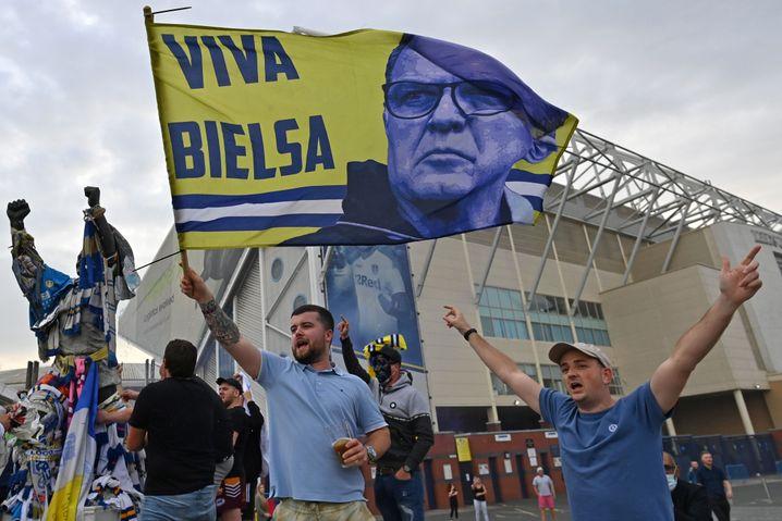 Die Fans von Leeds United haben ihren Revolutionär gefunden