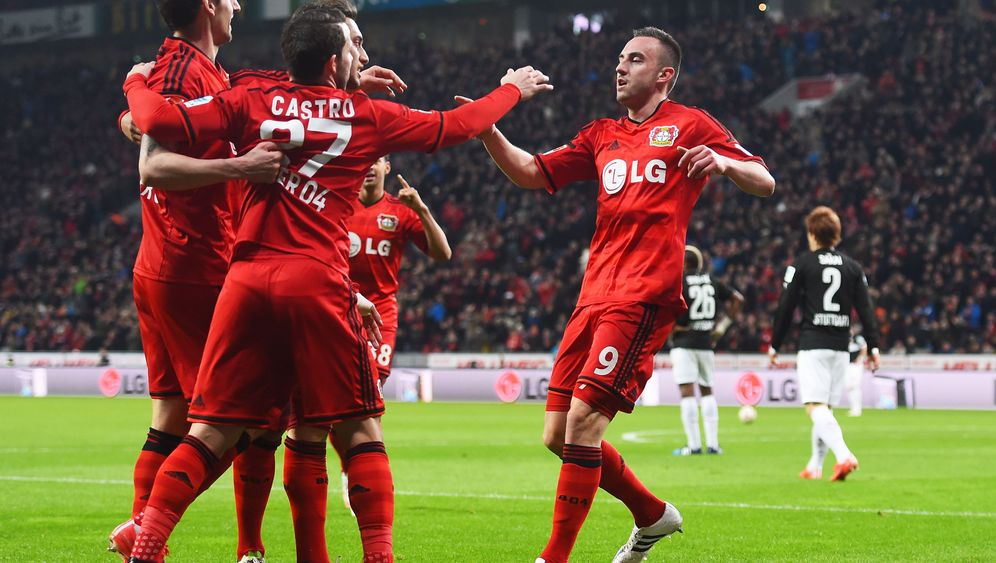 Bundesliga: Stuttgart patzt, Leverkusen jubelt