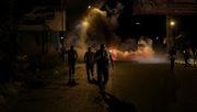 Dutzende Verletzte bei erneuten Ausschreitungen in Jerusalem