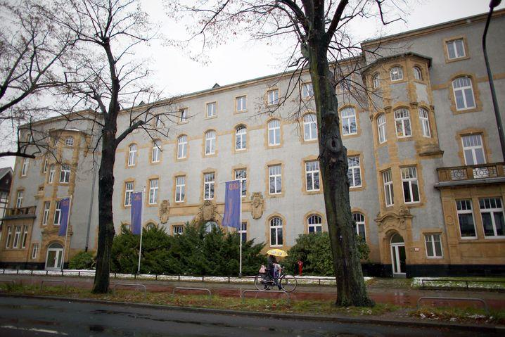 Die Universitätsklinik Düsseldorf