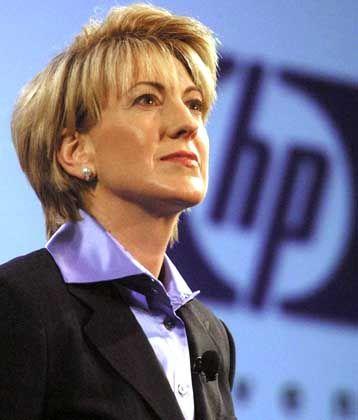 """HP-Chefin Fiorina: """"Dieser Mann hat keinen Plan"""""""