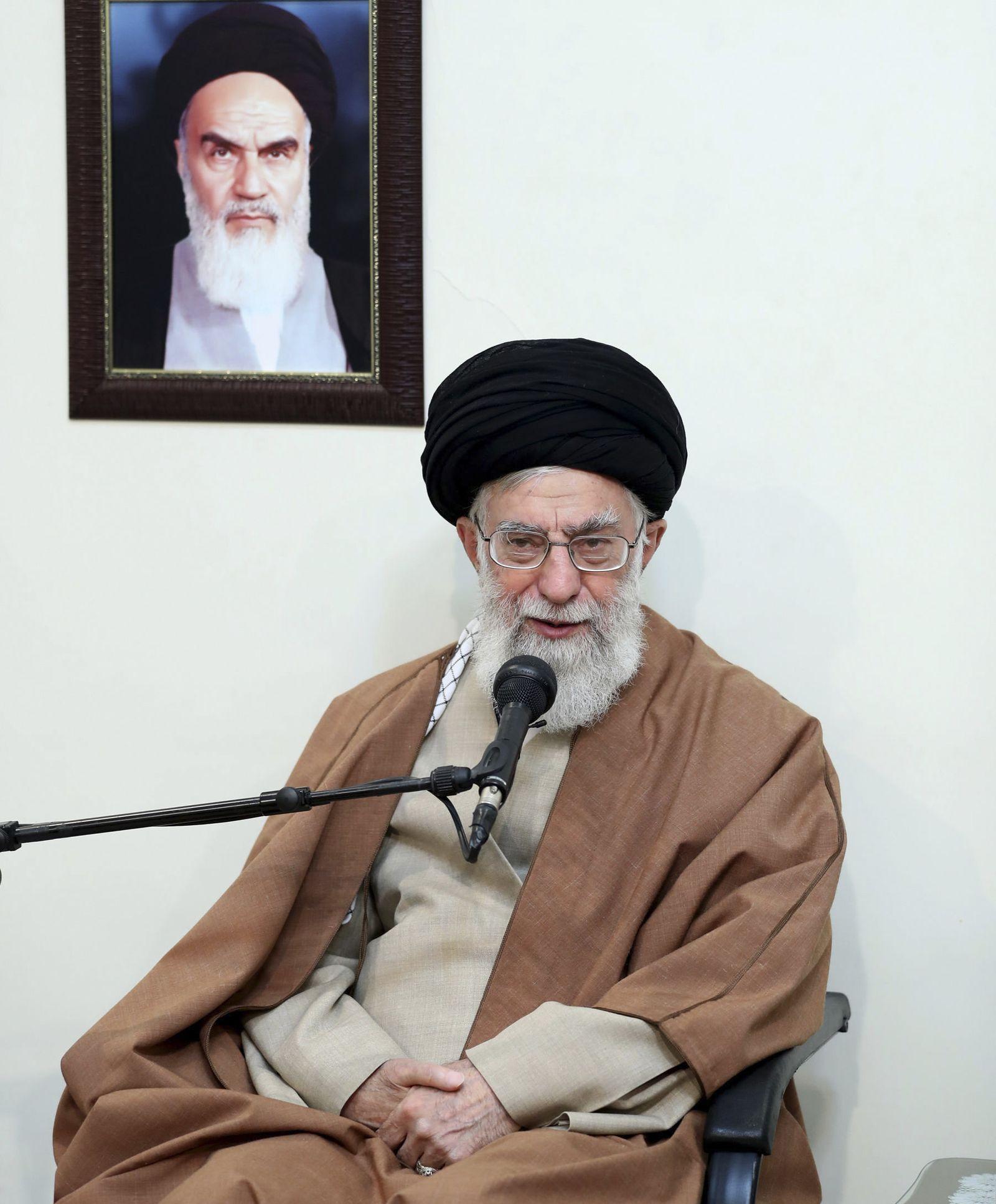 Ali Khamenei/Iran