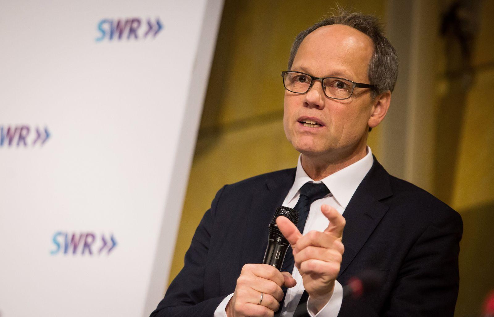 SWR-Intendant Kai Gniffke
