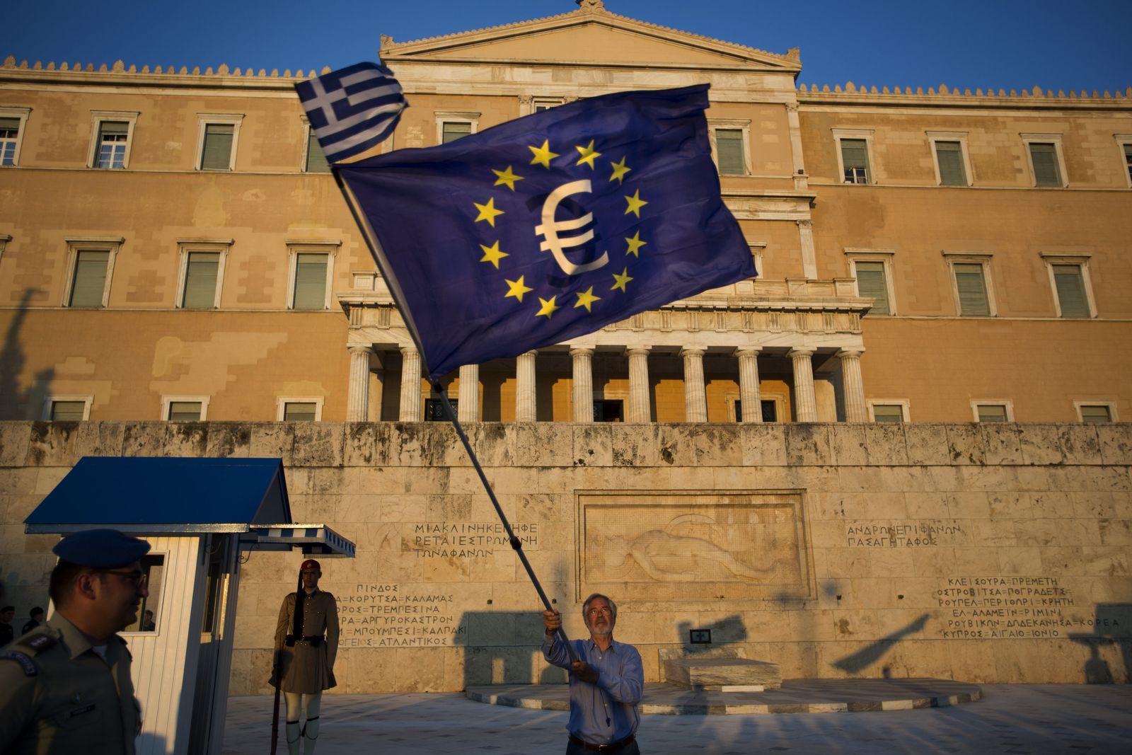 Griechenland Finanzkrise /