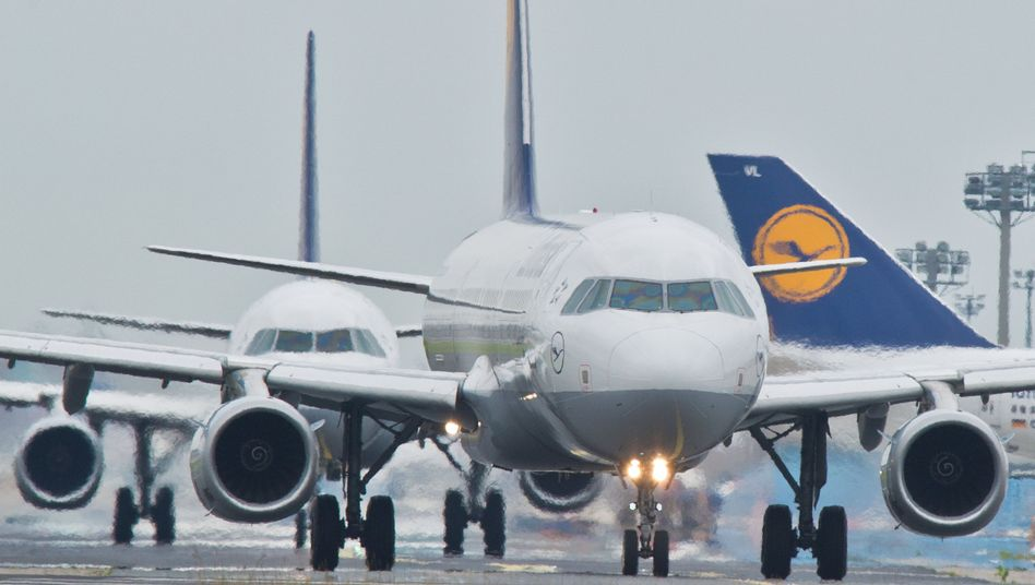 "Passagiermaschinen der Lufthansa: ""Das wäre ein Novum"""