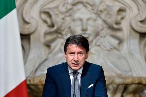 Hat seinem Land einen strikten Corona-Kurs verordnet: Italiens Premier Conte