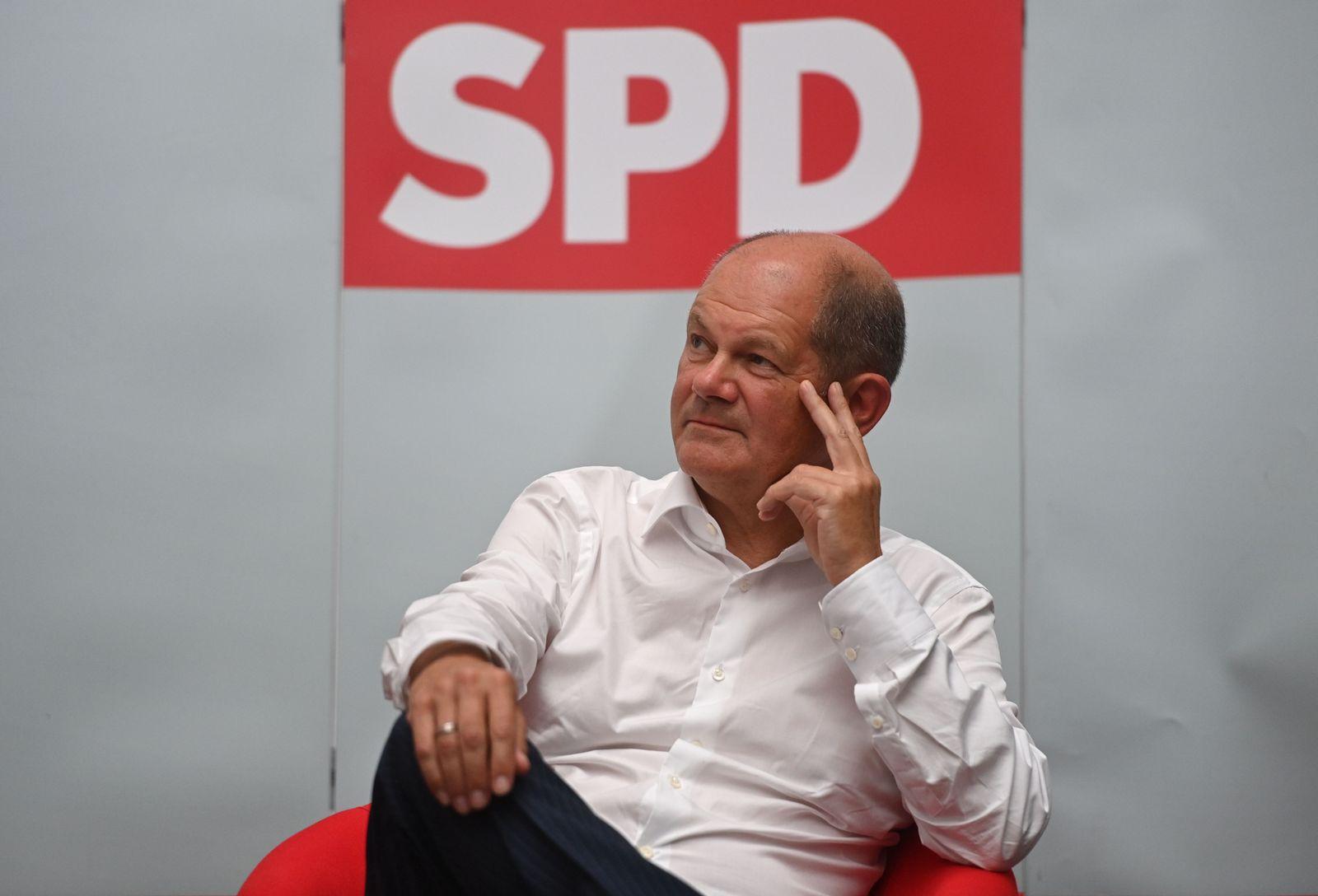 GERMANY-POLITICS-SPD-SCHOLZ