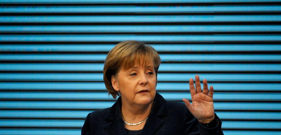Angela Merkel: Wann wusste die Kanzlerin Bescheid?