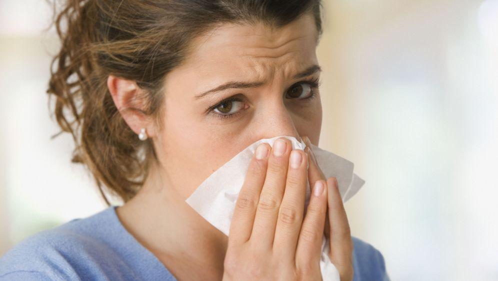 Nasennebenhöhlen: Chronisch entzündet