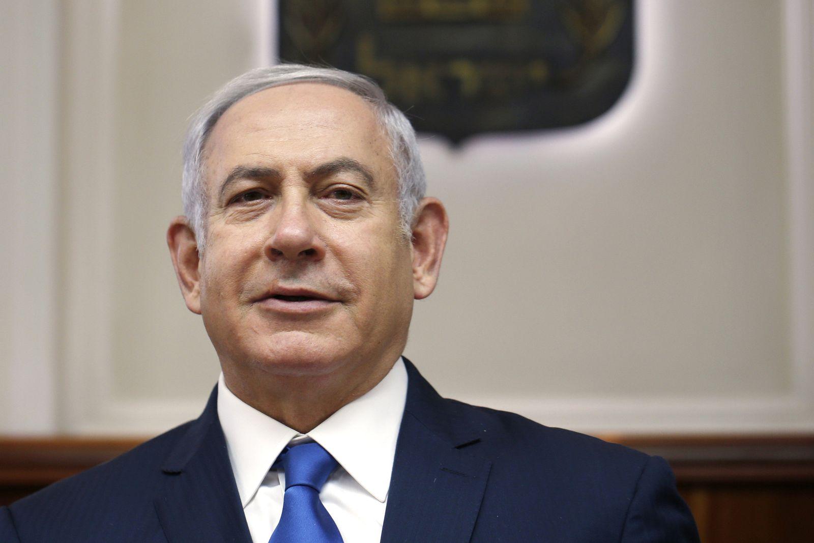 Israel Netanyahu
