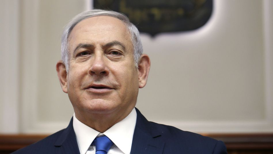 Netanyahu in Jerusalem