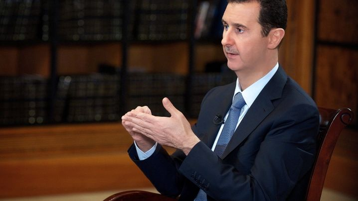 Syrien: Assads Krieg