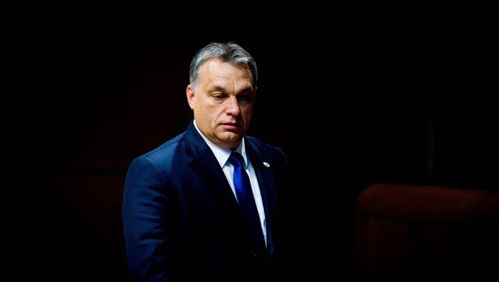 Ungarns Viktor Orbán: Erster im Klub der EU-Skeptiker