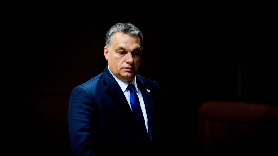 Ungarns Premier Orbán