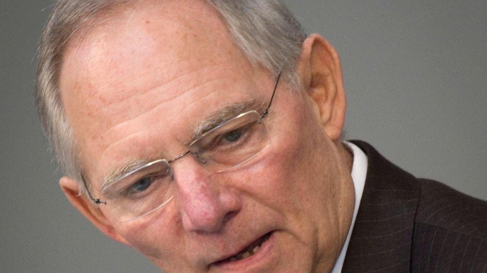 """Europa-Fan Wolfgang Schäuble: """"Andere könnten mehr Engagement zeigen"""""""
