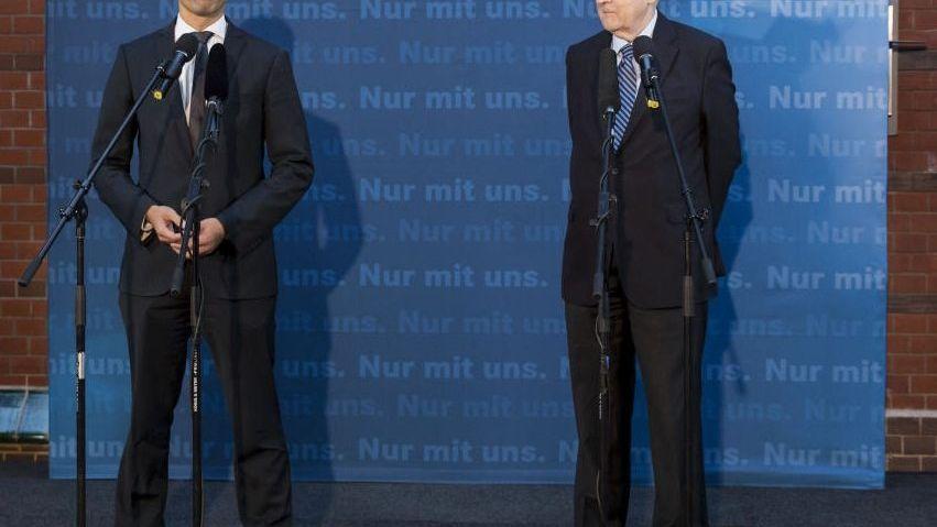 FDP-Politiker Rösler, Brüderle